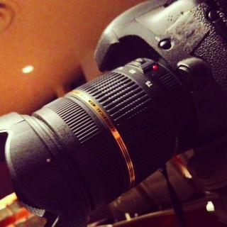 photo of a canon 7D