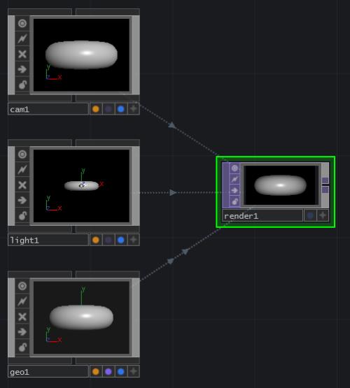 classic render setup