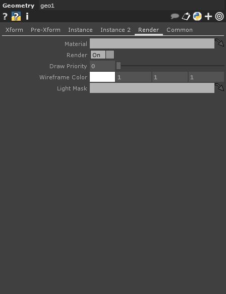 geo render page