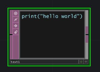 hello world DAT